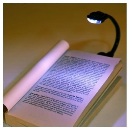 Mini, techampgadget, led, bookreadinglight