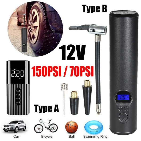 Mini, rv, tireinflatorpump, Bicycle