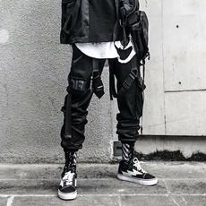 joggerspant, pants, Cargo pants, Harajuku Style