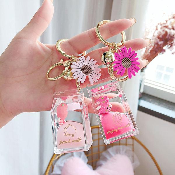 Keys, cute, Fashion, Key Chain