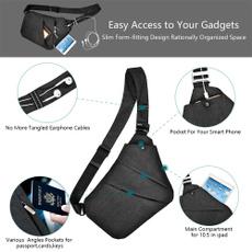 Shoulder Bags, Fashion Accessory, Cross Body, Waterproof