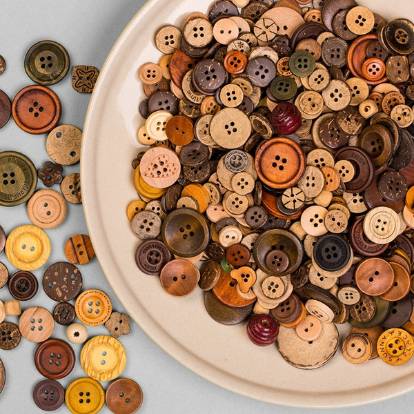 shellbutton, clothingsewingaccessorie, woodenanimalbutton, button