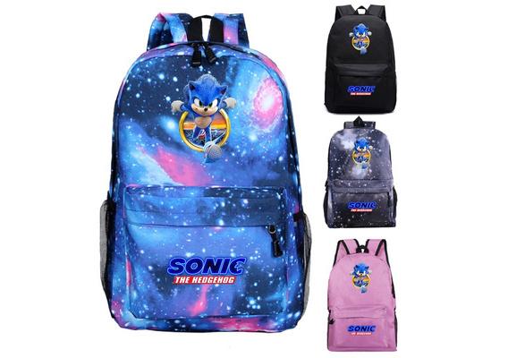 Nakgn Police Blue Line Flag Pattern Backpacks for Children School Book Bags