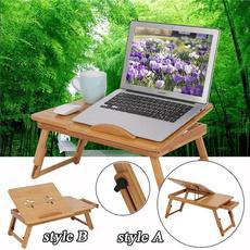 bamboocomputerdesk, foldabledesk, beddesk, computer accessories