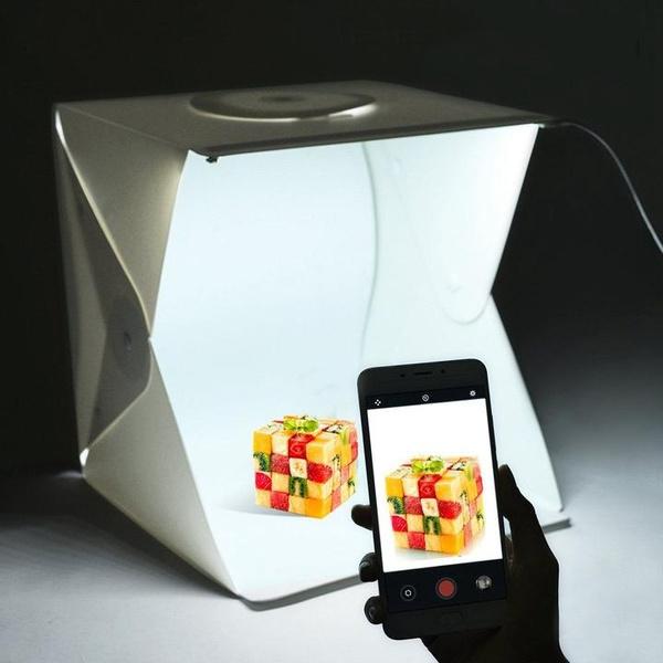 Box, led, studioequipment, highlighter