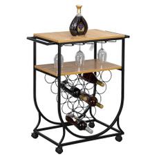 barcart, wineholder, bartrolley, Vintage