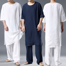 Fashion, linenset, Dress Shirt, Sleeve