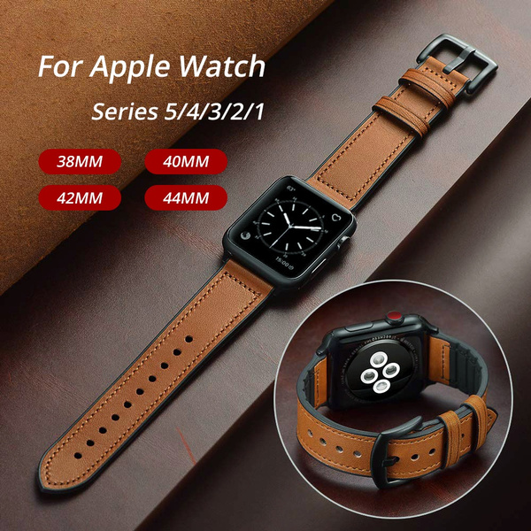 applewatch, Apple, leather, Watch
