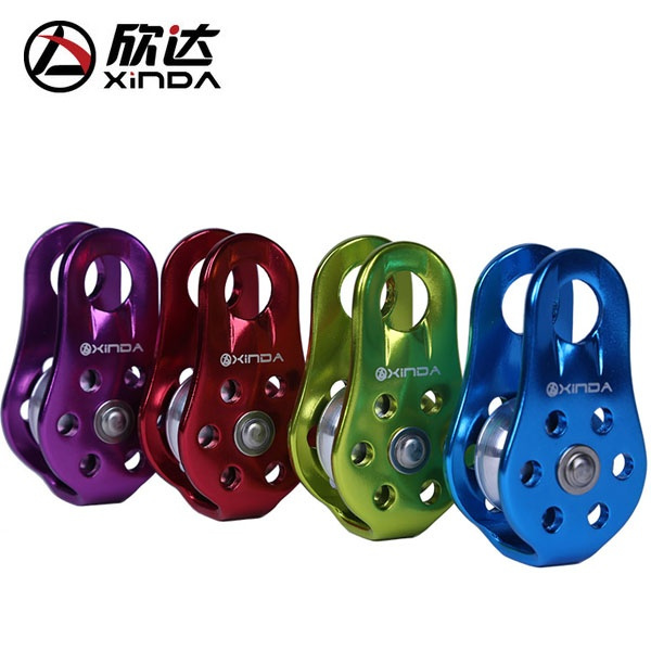 pulley, rappelling, Outdoor, rockclimbingsinglepulley