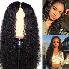 wig, Hairpieces, curly wig, womenhairpiece