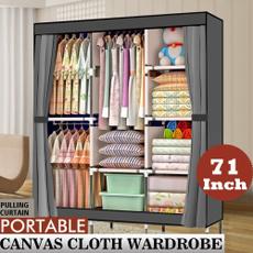 convenientwardrobe, diynonwovenwardrobe, Closet, clothwardrobe