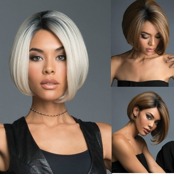 wig, brown, hairstyle, brownwigsforwomen