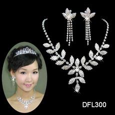 bridal accessories, Jewelry, Bridal Jewelry Set, weddingbridaljewelryset