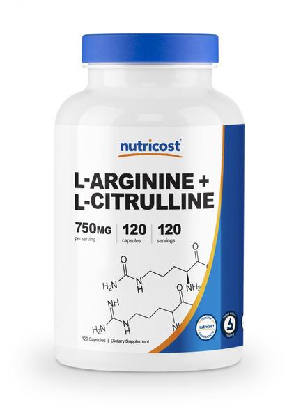 lcitrulline, arginine, healthwellne, capsule