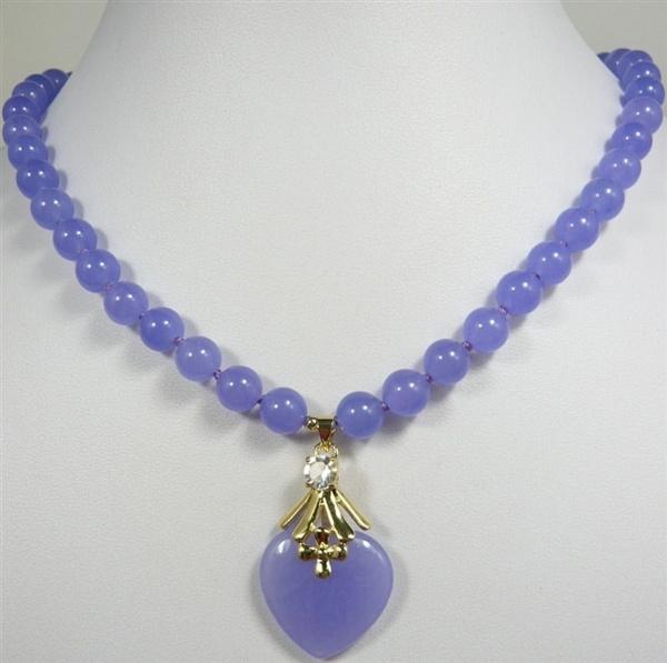 Beautiful, Heart, Jewelry, purple