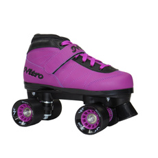 purple, rollerskating, skatingscooter, rollerskate