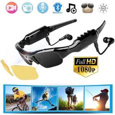 sunglasses video camera, cameraglasse, Men's Fashion, gadget