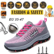 Steel, safetyshoe, Sneakers, hiking shoes
