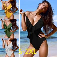 Fashion, bikini set, Beach, onepiece