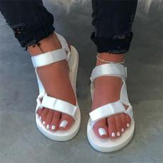 Summer, Fashion, Soft, flatsandal