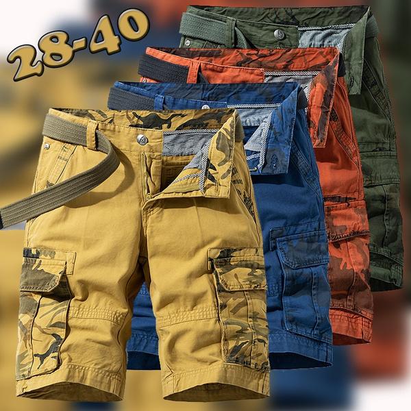 Summer, Shorts, pants, zippers