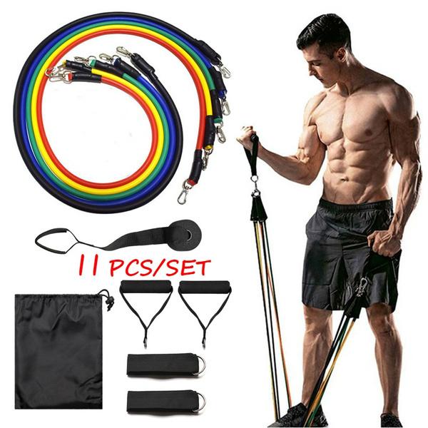 fitnessbandrope, workoutband, Yoga, Elastic