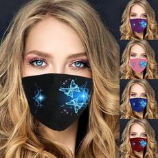 butterflyprint, butterfly, Fashion, mouthmask