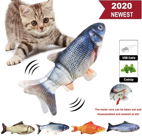 Plush Toys, Funny, cattoy, electricfish