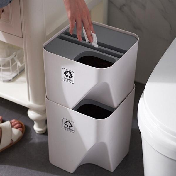 Kitchen & Dining, garbageseparationbucket, kitchentrashcan, Bathroom