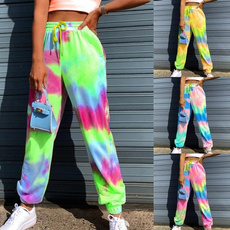 Women Pants, high waist, pants, Jogger