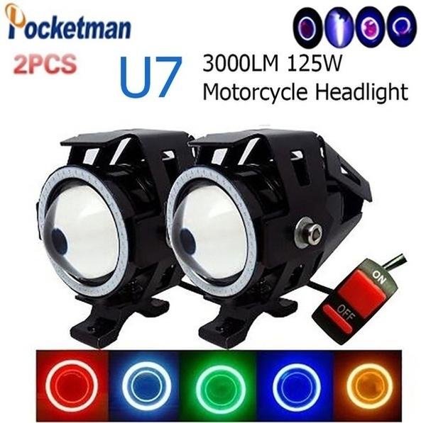 motorcycleaccessorie, Head, motorcycleheadlight, Waterproof