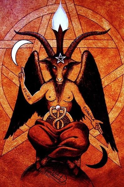 Decor, devils, Wall Art, christ