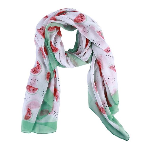 kerchief, Fashion, scarf shawl, softscarve