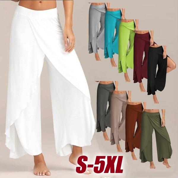 harem, Plus Size, Yoga, Waist