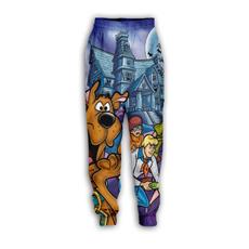 womenjoggerspant, womenmen3dtrouser, Plus Size, Casual pants
