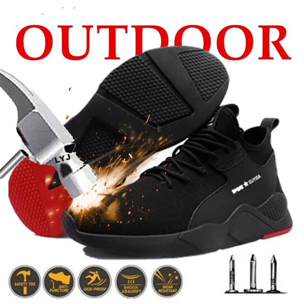 non-slip, safetyshoe, Sneakers, Outdoor