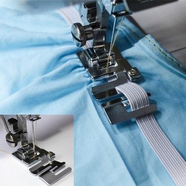 sewingtool, presserfoot, Lace, Elastic