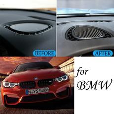 Mini, Fiber, Car Sticker, carbon fiber