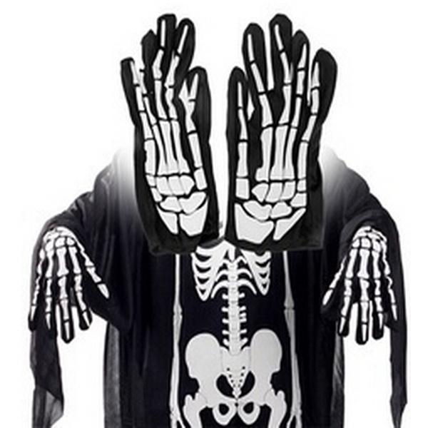 Goth, Fashion, Skeleton, halloweengift