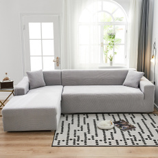 chaircover, sofacushioncover, Home & Living, sofaslipcover