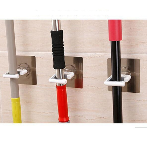 brushholder, Bathroom, wallmounted, storagerack