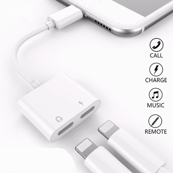 Splitter, iphone adapter, Iphone 4, charger