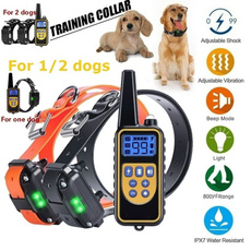 Fashion Accessory, Rechargeable, Dog Collar, Electric