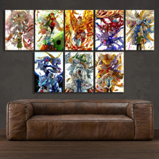 digimonadventurelastevolutionkizuna, Decor, Wall Art, Home Decor