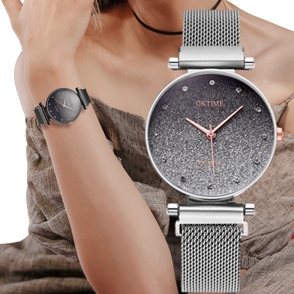 Fashion, Casual Watches, Ladies Watches, Stainless Steel