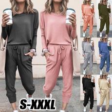 Women, Fashion, Sleeve, pants