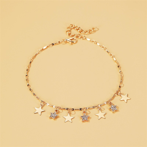 Charm Bracelet, Summer, Fashion, Star