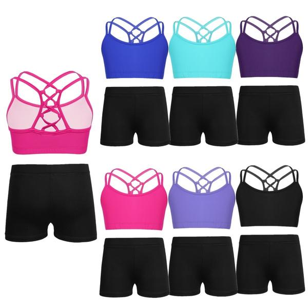 sleeveless, Ballet, Shorts, gymworkout