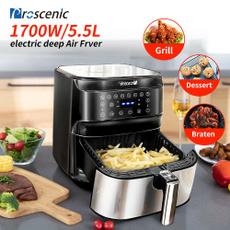 Kitchen & Dining, airfryer, Electric, alexagooglevoicecontrol