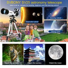 astrotelescope, electroniceyepiece, Telescope, Aluminum